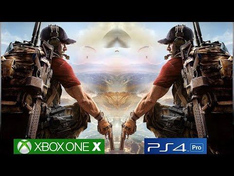 Ghost Recon Wildlands: Xbox One X vs PS4 Pro Graphics Comparison