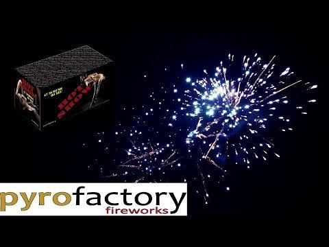 pyrofactory Hot Show | 47 Schuss Multifächerbatterie