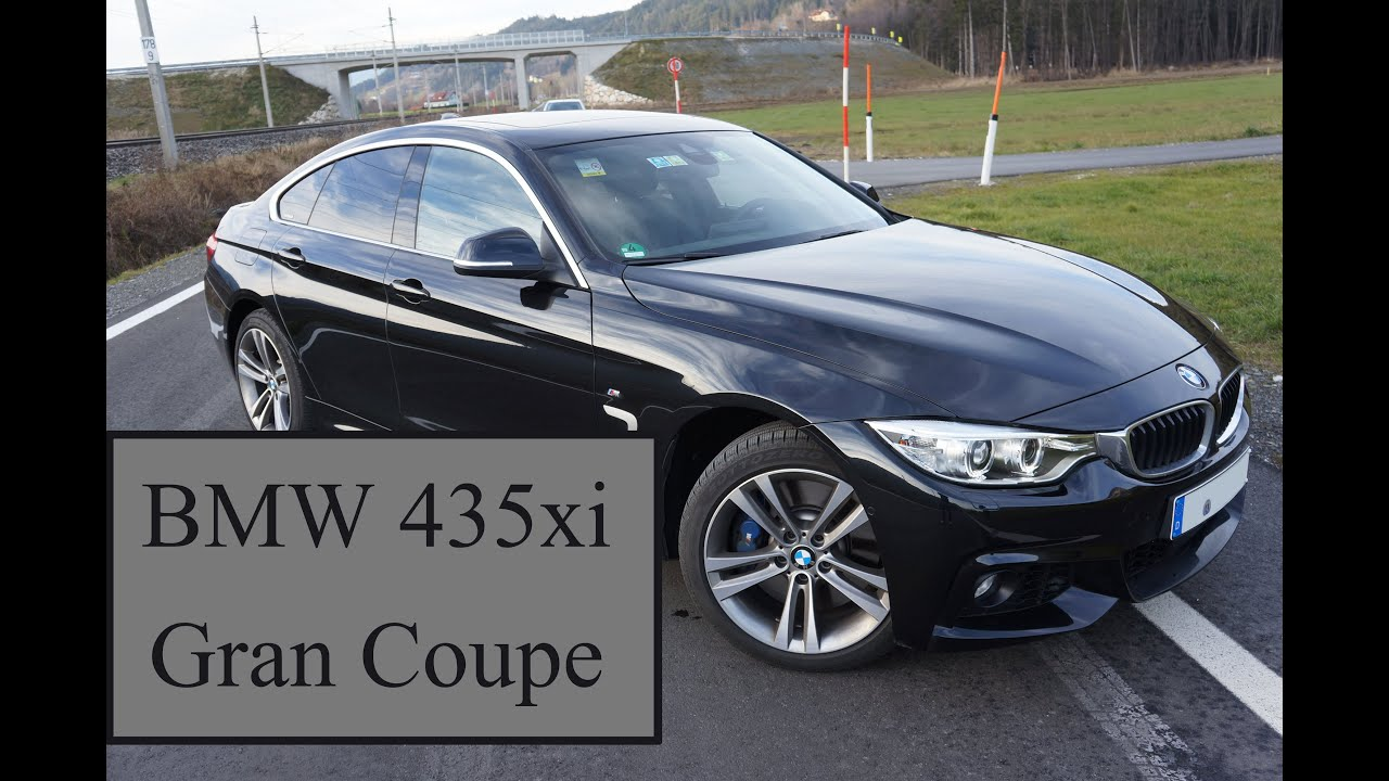 kurzes review bmw 4er 435i xdrive gran coupe bj 2014 mit motorsound deutsch youtube. Black Bedroom Furniture Sets. Home Design Ideas