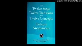 Debtors Anonymous Step 3 from DA 12 steps, traditions, and concepts