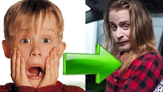 mcaulay culkin then and now