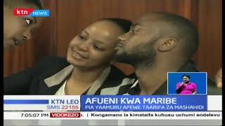 Afueni kwa Maribe, korti ikiamuru aruhusiwe kuingia nyumbani kwake
