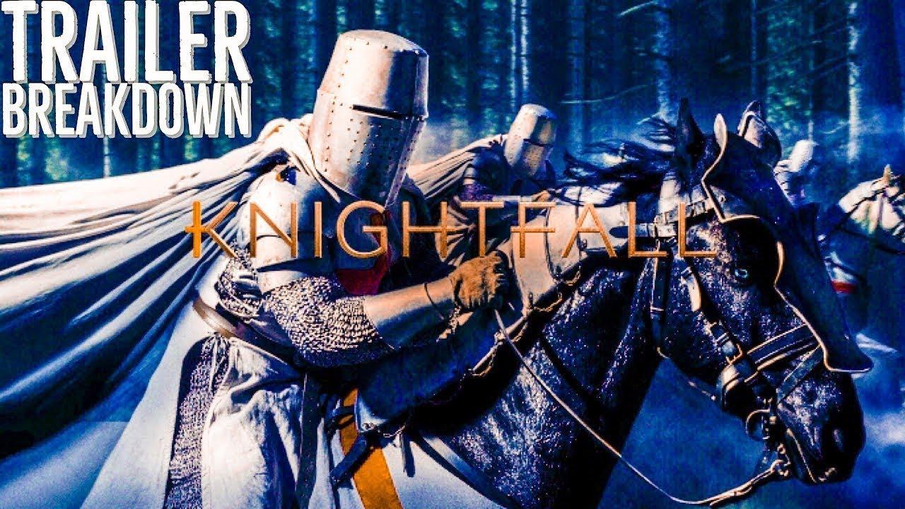 Serie Knightfall