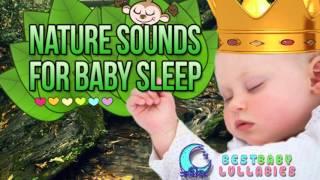 ♥ RAIN SOUNDS Baby Lullaby Relaxing Music Sleep Like a Baby Nature Sounds Of Rain MUSIC For Sleep