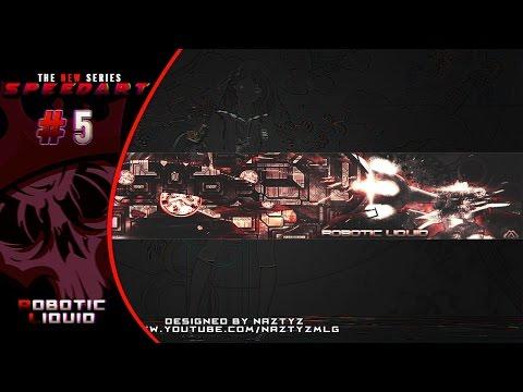 Robotic Liquid™ | SpeedArt [Photoshop]