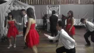 cotillion dance all about us