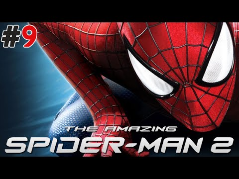 the amazing spiderman 2  son  bölüm 9
