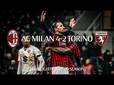 Highlights   AC Milan 4-2 Torino (AET)   Coppa Italia Quarterfinals 2019/20