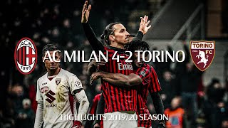 Highlights | Ac Milan 4-2 Torino Aet | Coppa Italia Quarterfinals 2019/20