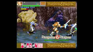 [HD] GAMETRONIK - DUNGEON & DRAGONS COLLECTION - SATURN JAP [SSF-Alpha R5]