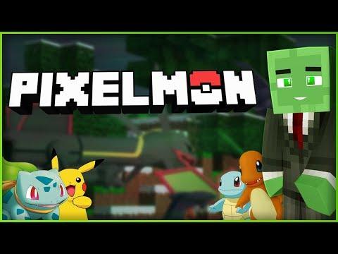 Crew Pixelmon Season 2 - Trying To Catch Up! (Episode 5)