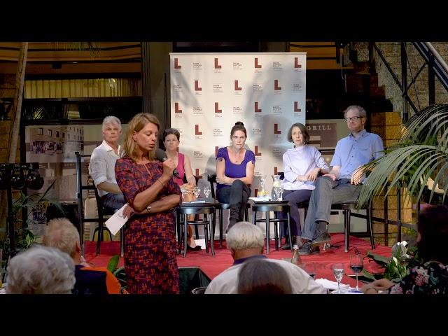 Podium im Salon Luitpold: Macht die Migration die Demokratie kaputt, 25.6.2019