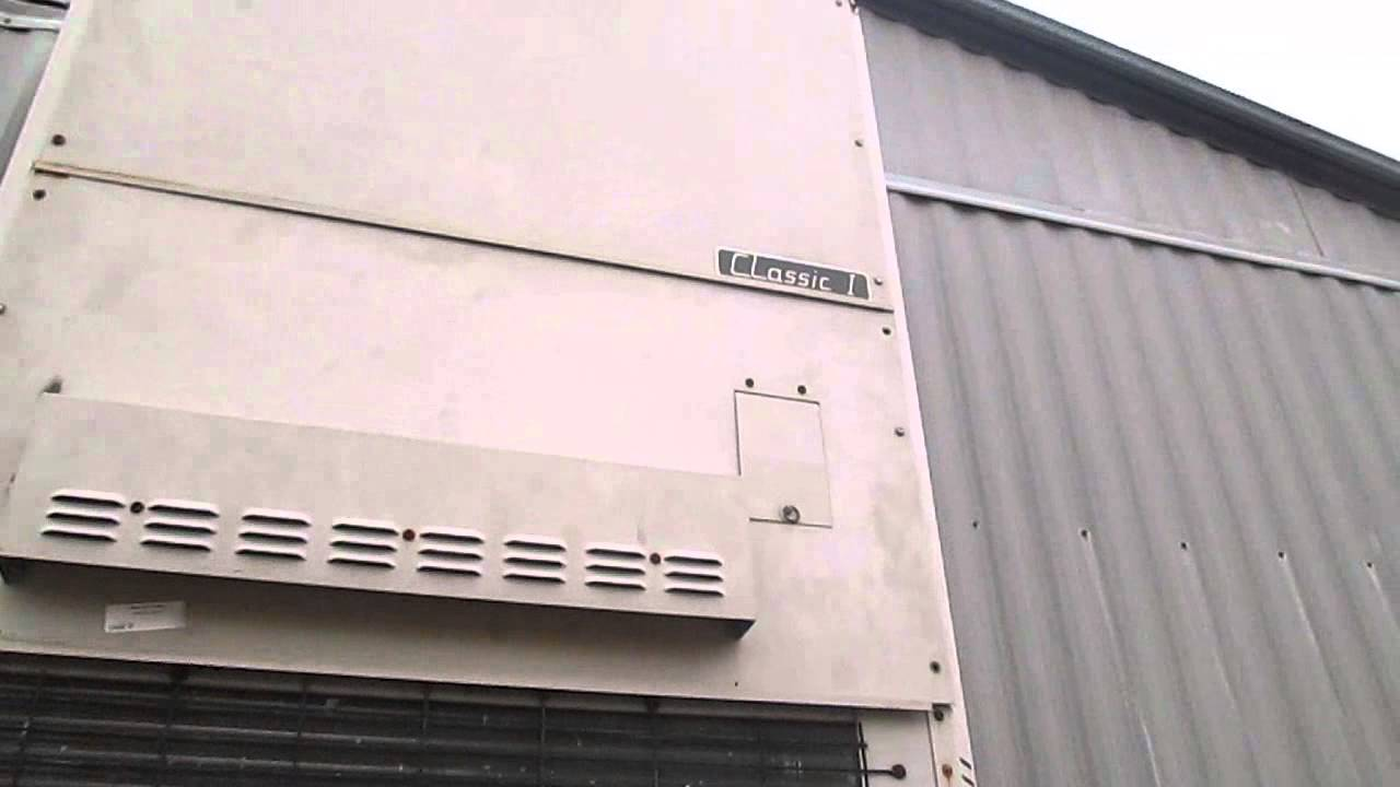 Marvair Classic 1 HVAC unit