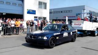 Carpulling Klaaswaal 2011 Gert van Steensel / Covast 1ste manche autotrek