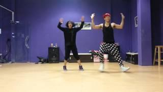 Boa-Eat you up dance practice