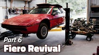 Engine and Transmission Refurbish | 1985 Fiero 2M4 Revival - Part 6
