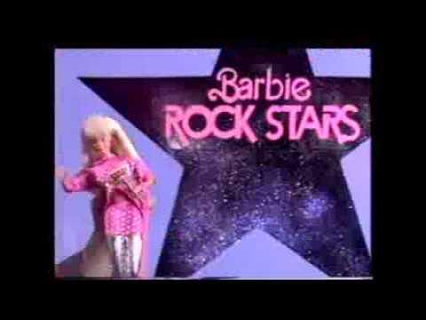 Concentra - Barbie rock star