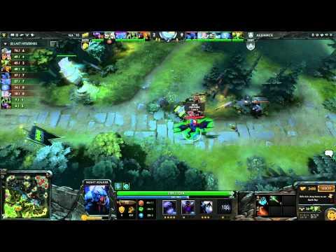 Alliance vs Na`Vi - TI3 Playoffs Grand Final - G4