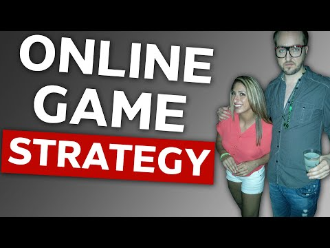Online Game VOLUME and Top STRATEGY -- How to DOMINATE ONLINE