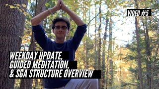 Meditate With Us | Loyola University Maryland 2023 SGA