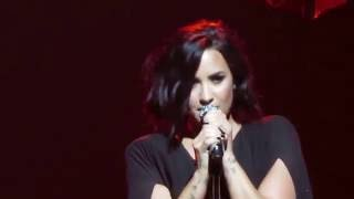 Demi Lovato - Body Say LIVE - Orlando, FL - 07/02/16 - [HD]