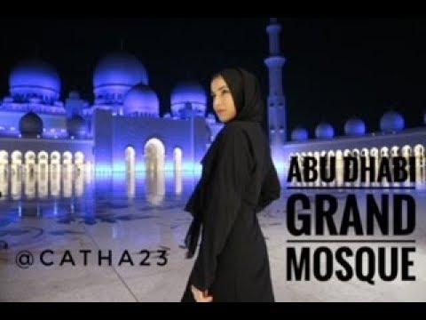 GRAN MEZQUITA DE ABU DHABI   Abu Dhabi Grand Mosque