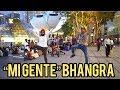 Mi Gente | Bhangra Performance | J Balvin, Willy William | Remix - DJ KSR