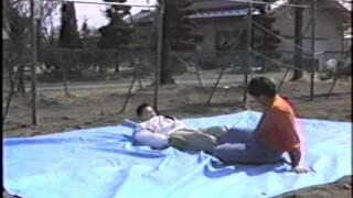 プロレス研究会 必殺技シリーズ その44 『8の字固め』 解説:足4の字...