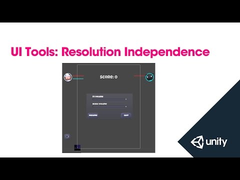 Live Training 1st December 2014 - UI Tools: Resolution & Device Independence