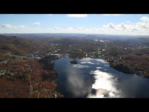 Domaine de Belair Tremblant *Projet Resort et Residences* Video 2 - Mont Tremblant Quebec (8988)