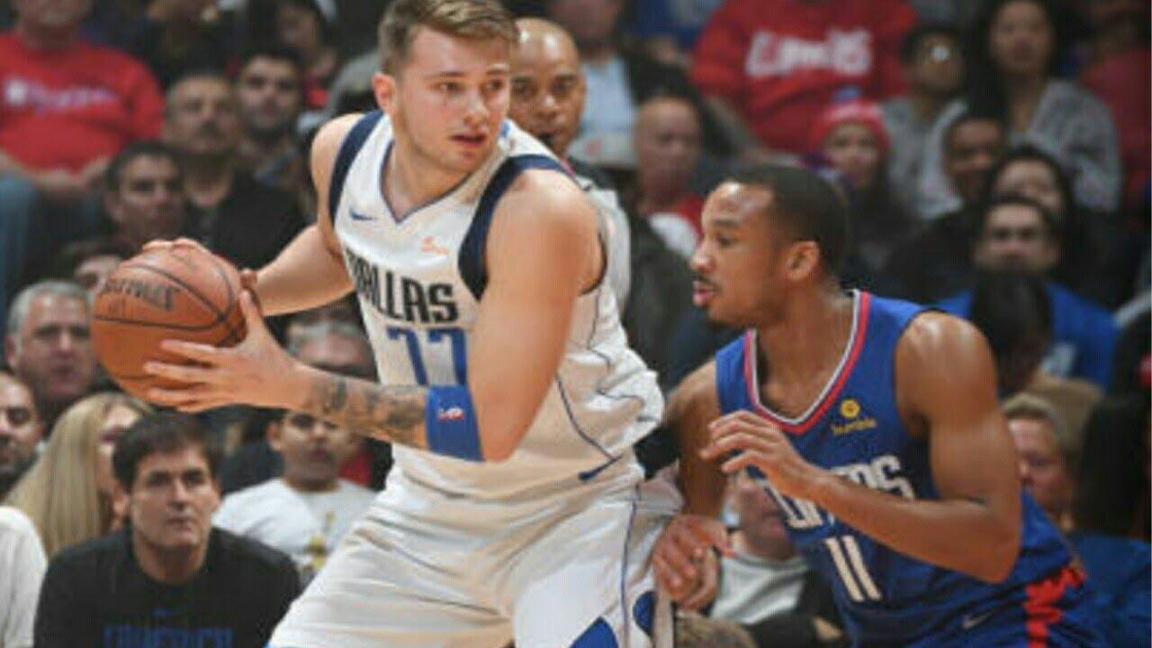 La Clippers Vs Dallas Mavericks 1st H Highlights 12 20 2018