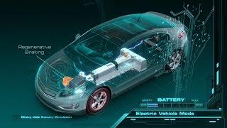 2016 Chevrolet Volt Animation Video NAIAS 2015 Detroit Auto Show