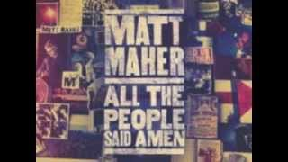 Watch Matt Maher Adoration video