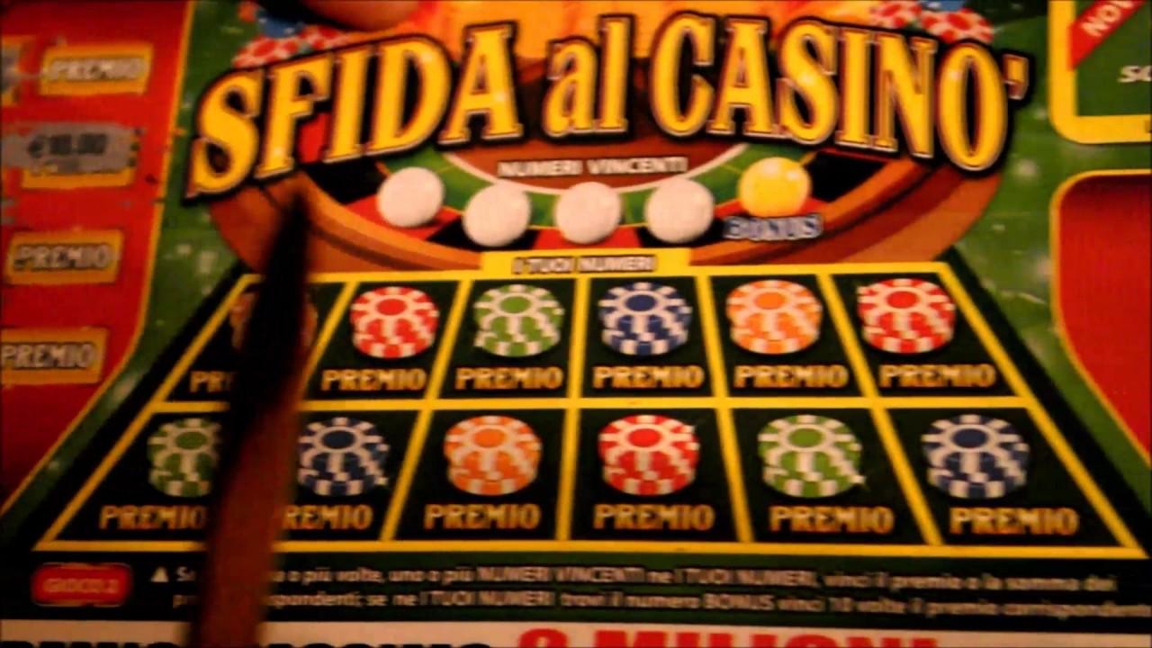 Sfida al casino gratta