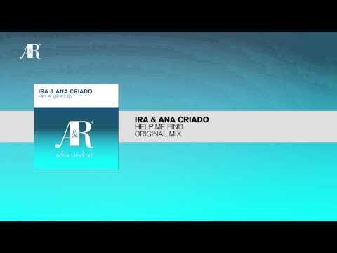 IRA & Ana Criado - Help Me Find + LYRICS (Adrian Raz Recordings)