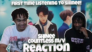 SHINee 샤이니 '셀 수 없는 (Countless)' MV - REACTION | WE KNEW THIS SOUNDED FAMILIAR!