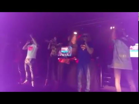 COLLECTIF METISSE live at Cannes Radio Live 2 in PALM BEACH CANNES 2016 Laisse tomber tes problèmes