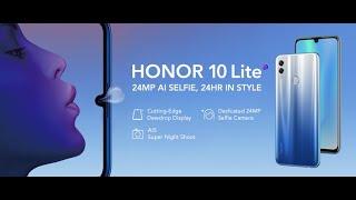 Hornor 10 Lite ต้อนรับปี2019 มาก่อนได้ก่อน โอกาสแบบนี้ไม่ได้มีบ๊อยบ่อย!!!