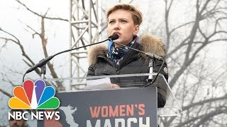 Scarlett Johansson Calls on Lawmakers to Support Planned Parenthood | NBC News