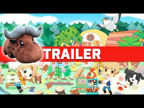 Story of Seasons: Pioneers of Olive Town Limited Edition Announcement Trailer