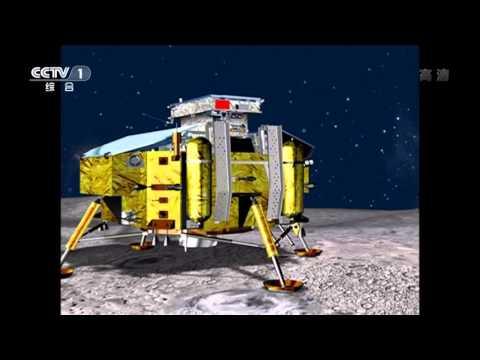 嫦娥三号落月精彩720秒 直播 CCTV1高清 1080iP