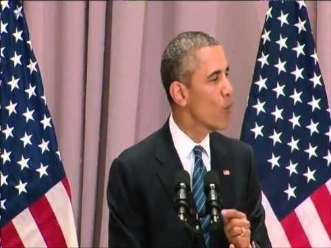 Rouhani chants 'Death to America', supports nuclear deal; Obama misleads, Iran speech
