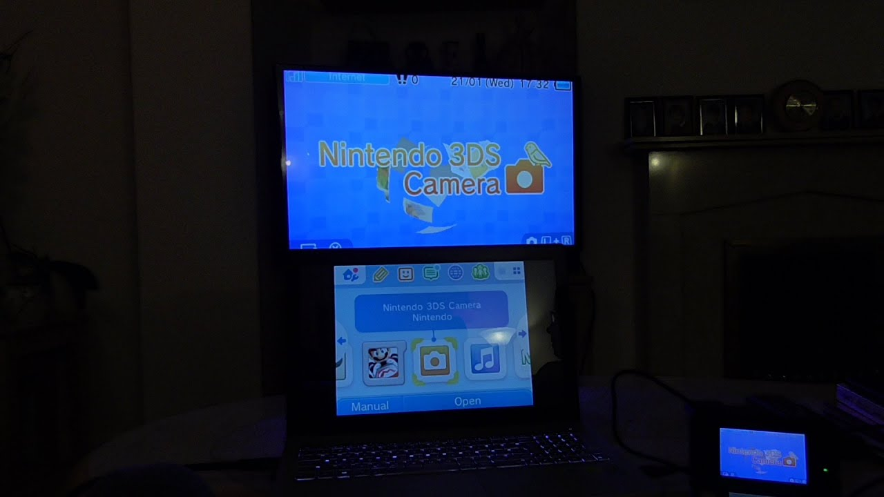 How to Play your Nintendo 3DS off a HD TV