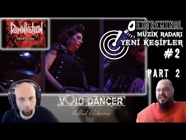 Extreminal Müzik Radarı | Yeni Keşifler #2(Part2) | Extreminal TV