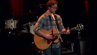 "Amos Lee LIVE ""Sympathize"" Boston"