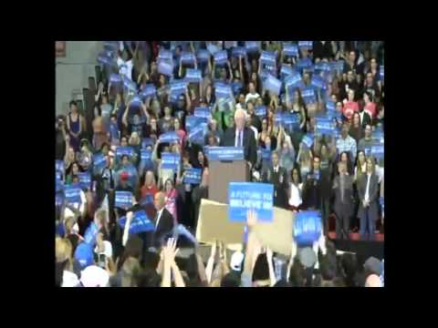 LIVE Stream: Bernie Sanders Rally in Salt Lake City, UT (3-21-16) Salt Lake City Utah Rally HD