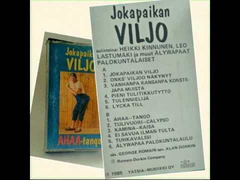 Jokapaikan Viljo, Ahaa-tango