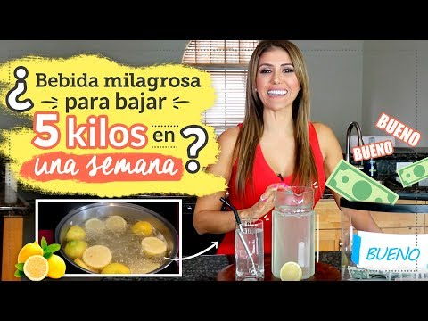 Dieta del limón baja 5 kilos en una semana - La verdad de la dieta del limón