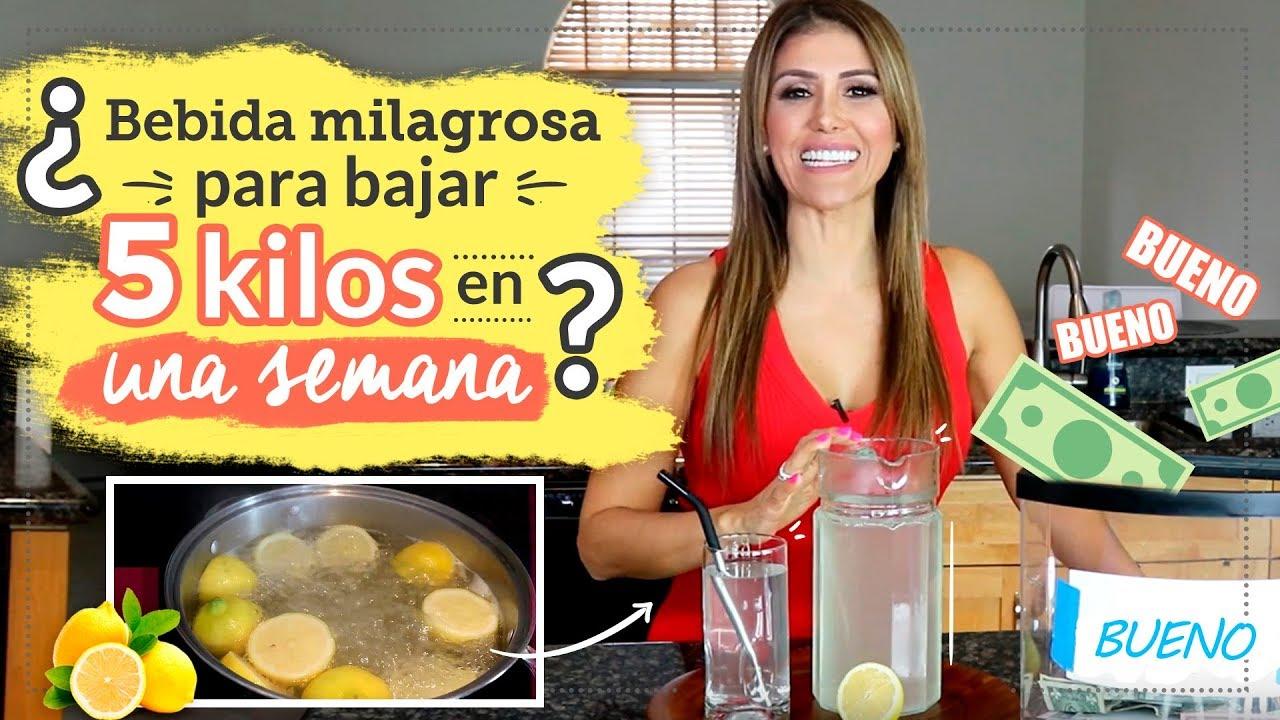 Dieta del limon receta