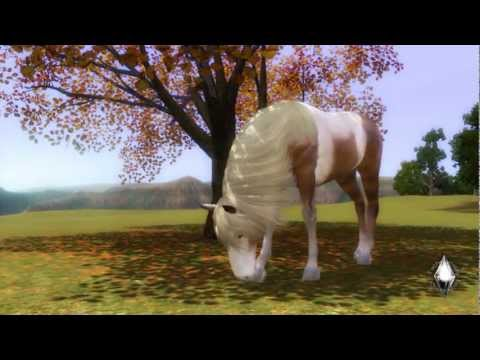 The Romance of Spirit & Rain [Sims 3 Machinima] HD
